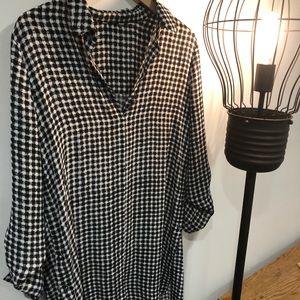 Dresses & Skirts - 💥3/$60💥 Plaid Baggy Dress
